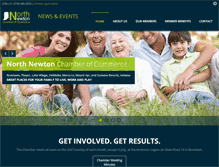 Tablet Preview of northnewtonchamber.org
